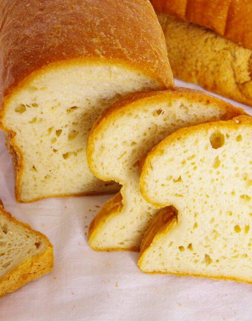 Pan de Molde Panadería sin gluten