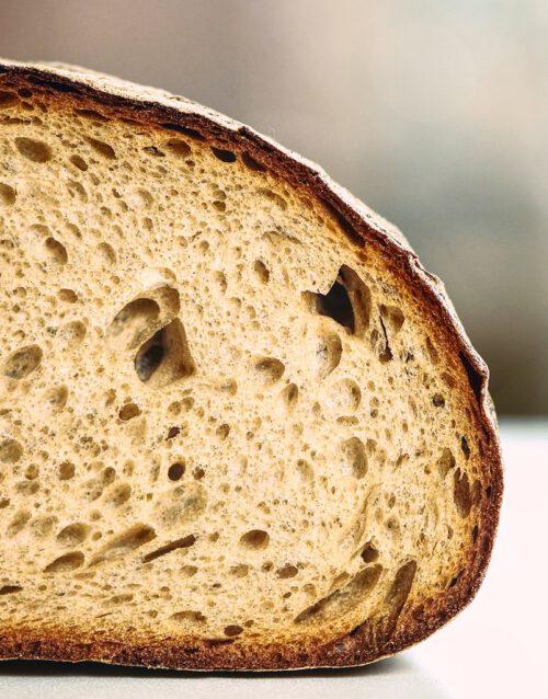Pan de almendras - Caseríssima pastelería sin gluten